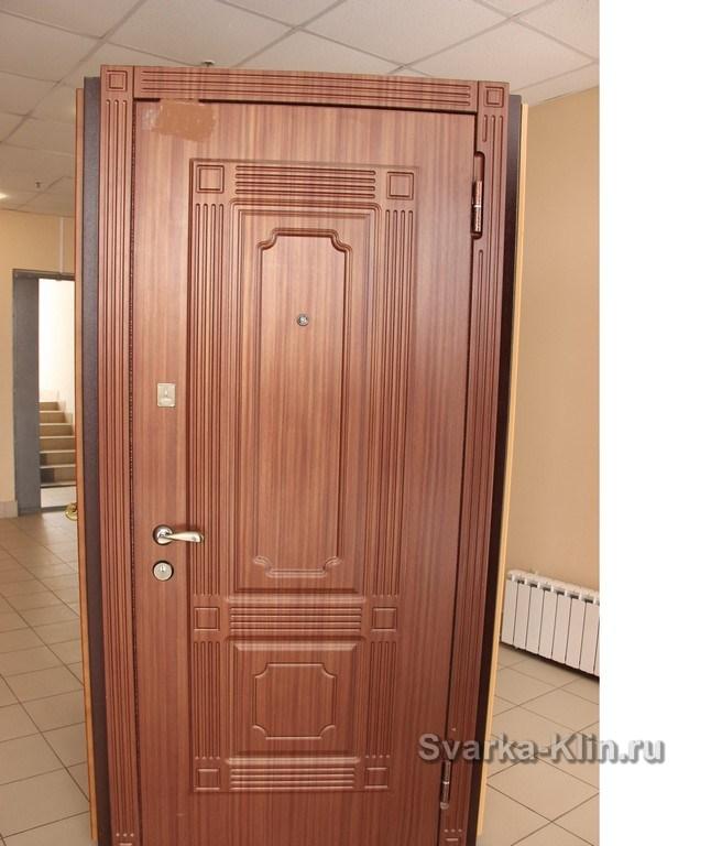заказать металлическую дверь звенигород